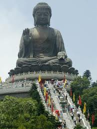 Visit the Big Buddha and Po Lin Monastery for some Zen.
