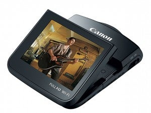 Record all your unforgettable travel moments with the tiny Canon Vixia.