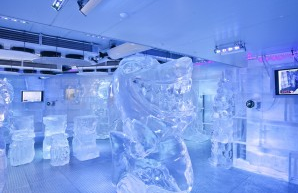 Chill On Ice Lounge & Ski Bar