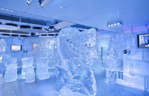 Chill On Ice Lounge & Ski Bar