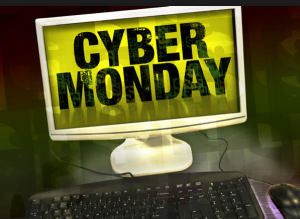 Cyber Monday is the busiest online shopping day of the year.