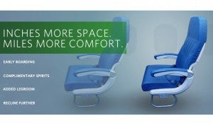 Economy comfort at a discounted price for Delta Silver Medallions.
