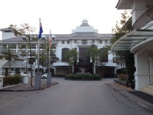 IC Hanoi Exterior