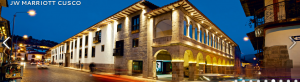 Save up to 20% at the JW Marriott Cusco, Peru.