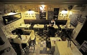 Legliglin Restaurant in Malta.