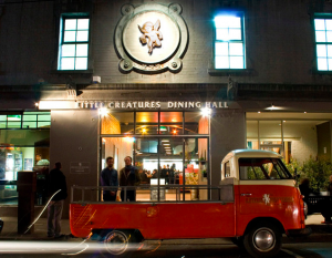 The Little Creatures Dining Hall