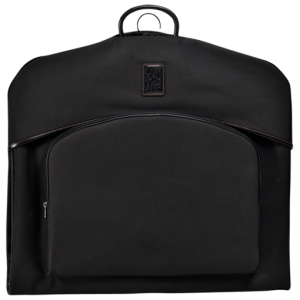 Keep your clothes pressed and fresh with the Longchamp Garment Bag.