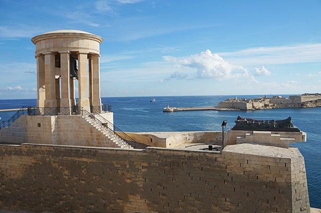 The beautiful island of Malta.