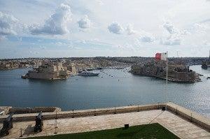Valletta, Malta.