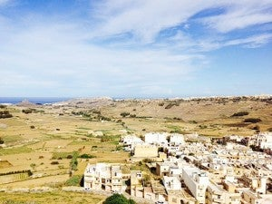 Gozo, Malta.