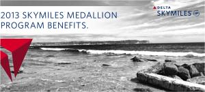 Medallion benefit cover