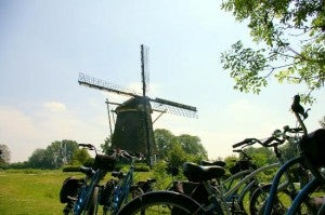 Try a bike tour through the Dutch Countryside at Mike's Bike Tours.