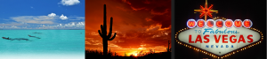 Visit one of our 2013 North America destinations: Key West, Tucson, or Las Vegas.