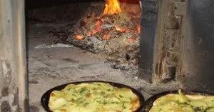 Potato Pie at Maxokk Bakery.
