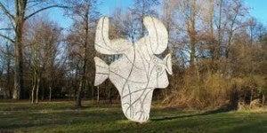 Picasso in Vondel Park