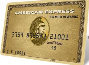 The Premier Rewards Gold