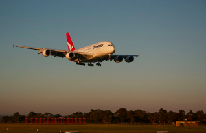 Qantas has many global destinations from Melbourne Airport.