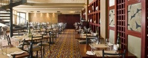 Dine at the Radisson Blu St. Julians.