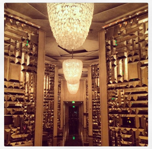 Maybe I'll see my St. Regis Bal Harbour Instagram post up from last week.