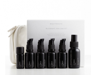 Sodashi Rejuvenate Skin Care Kit.