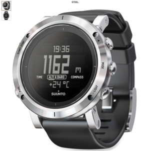 Suunto Core Multifunction Watch