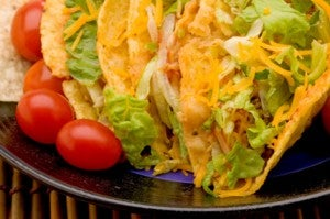 Try some tacos at El Charro.