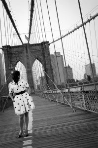 """""""Brooklyn Bridge"""" from the Timeless Pursuit Maison Gray Collection."""