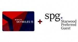 Link your SPG and Delta accounts to get crossover rewards.