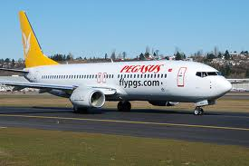 Pegasus is a low cost carrier based in Turkey.
