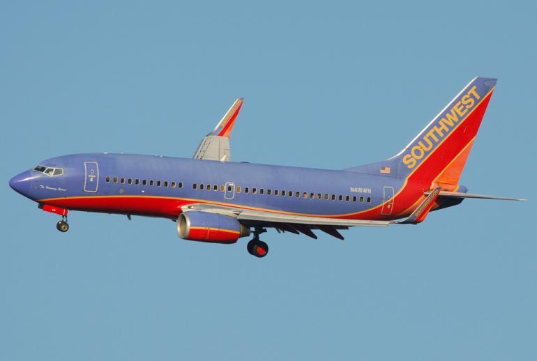Southwest offers the Rapid Rewards Program.