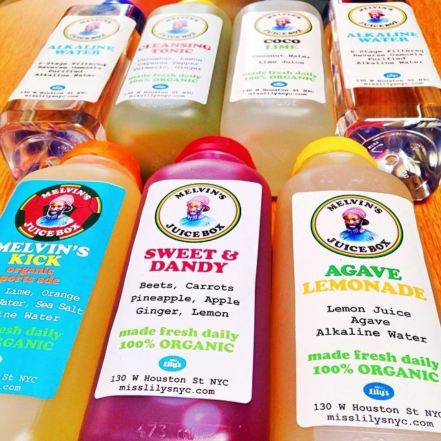 20 Best Juice Bars In America The Points Guy