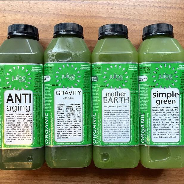 20 best juice bars in america the points guy green juices from new york city malvernweather Gallery