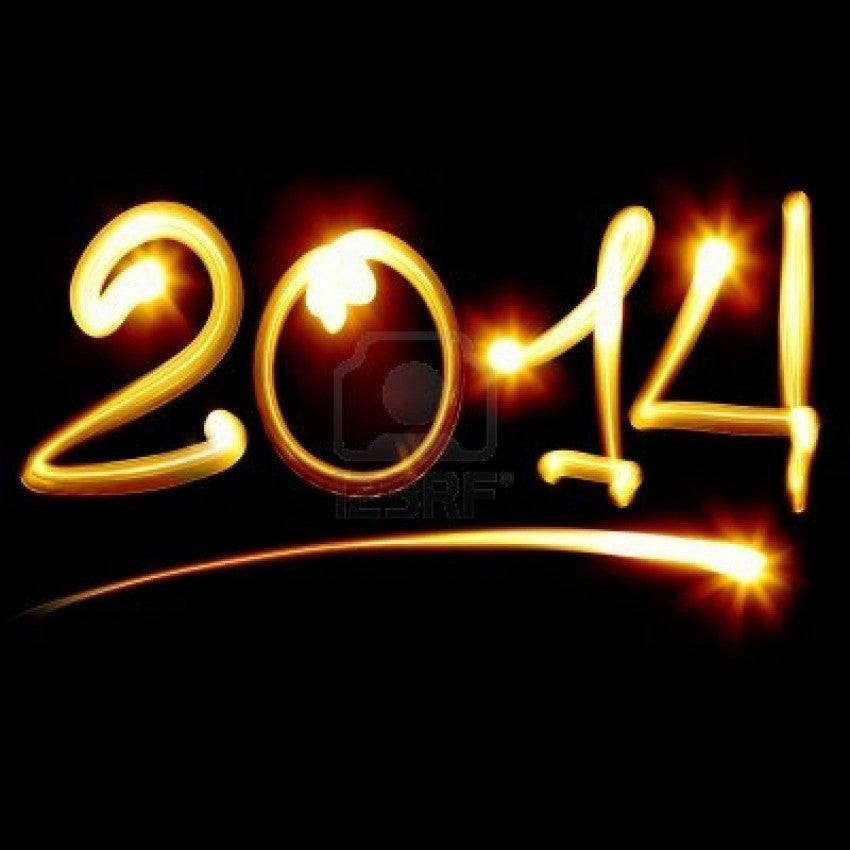 15732588-happy-new-year-2014-message-over-black-background