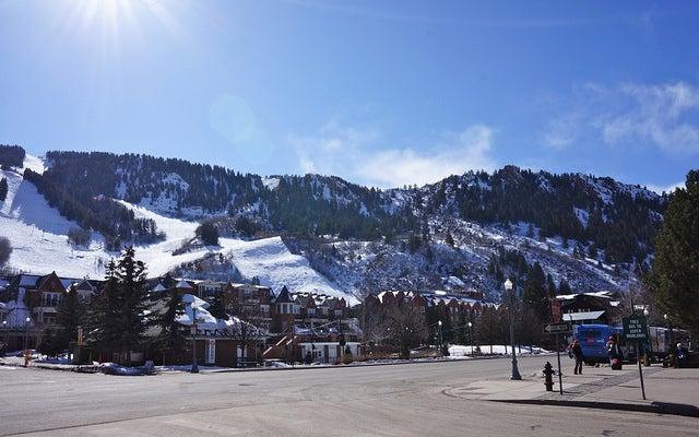 Aspen, Colorado - Courtesy of Melanie Wynne