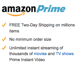 Amazon Prime feat