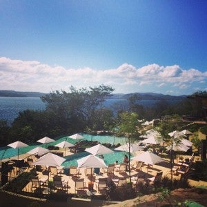 My 2014 began at the Andaz Papagayo, thanks to my Chase points transferred to Hyatt Gold Passport at an instant 1:1 ratio
