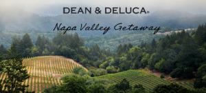 Win a dream trip to Napa Valley for two.