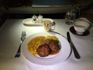 Emirates Indian Breakfast