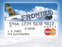 Frontier card