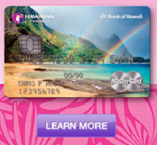 Barclaycard Hawaiian Airlines Mastercard