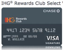 IHG Visa