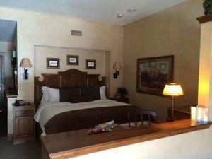 King Bed at Hotel Park City.
