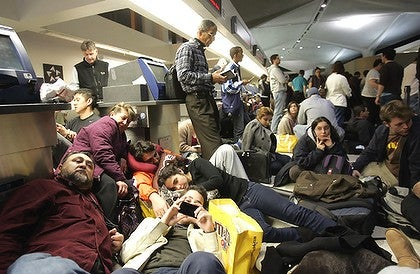 Top 10 Tips To Deal With Winter Flights Delays And