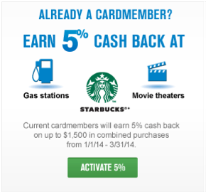 Reminder Chase Freedom 5x Categories For 2014 Q1 Include