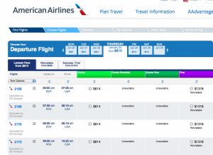 US Airways' east coast shuttle routes are among those that will be codeshared with American.