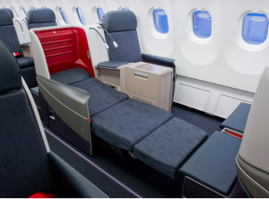 I'd like to fly Turkish Airlines' new business class.