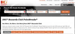 IHG PointBreaks
