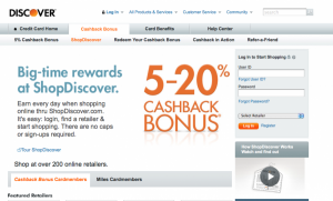 You can up your earning through shopping portal bonuses as well.
