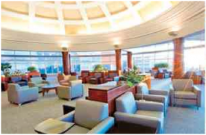 Preferred members get a discount on US Airways Club membership.