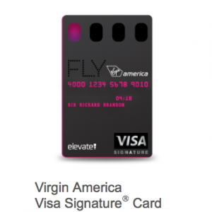 Virgin America Visa Basic